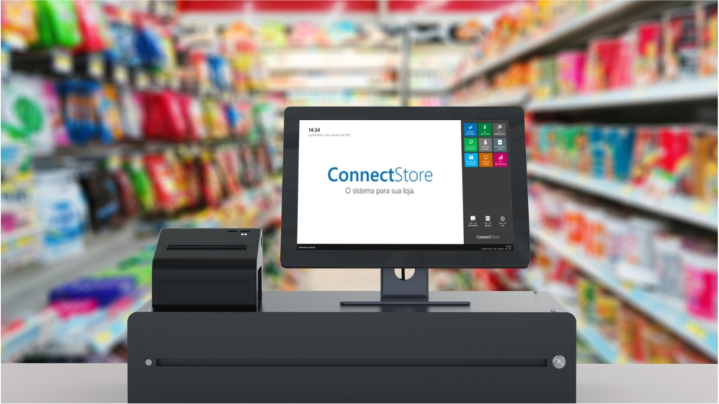ConnectStore software-de-automação-comercial