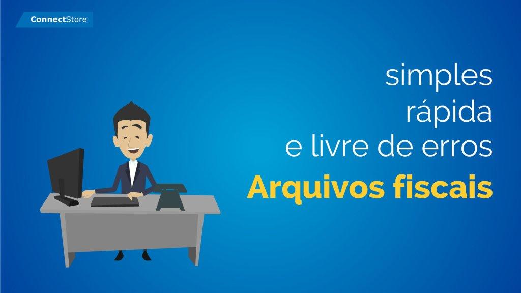 Exportador de Arquivos Fiscais (contador)